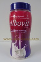J & J Dechane, ALBOVIT Powder, 200g, Nutritive, Antioxidant