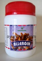 ALLERGIN Granules Nagarjuna, 100 gm, Various Allergic Conditions