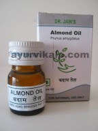 Dr. Jain's ALMOND Oil, 5ml, Protects and Nourishes skin