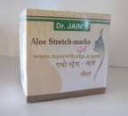 Dr.Jain's ALOE STRETCH-MARKS GEL, 100 g, With Narangi Oil, Aloe Vera Juice