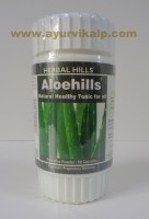 Herbal Hills, ALOEHILLS, 60 Capsules, Natural Healthy Tonic