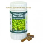Herbal Hills, Amlahills Capsules, Natural Vitamin C & Appetizer