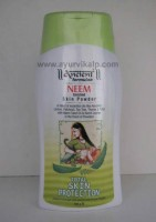 Ancient Formulae, NEEM Skin Powder, 100 gm, Help Skin Dry, Soft & Smooth