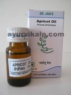 Dr. Jain's APRICOT Oil, 10ml, Vitamins, Minerals
