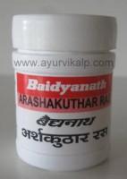 ARASHAKUTHAR Ras (Rasendra Saar Sangraha) Baidyanath, 40 Tablets
