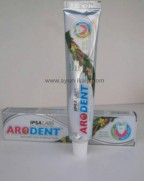 arodent toothpaste | ayurvedic toothpaste | sensitive teeth