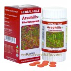 Herbal Hills, Arsohills Tablets, Piles Management