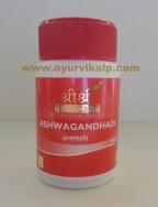 Sri Sri Ayurveda, ASHWAGANDHADI, 60 Tablets, Treat Vata Rogas