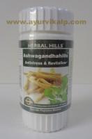 Herbal Hills, ASHWAGANDHAHILLS, 60 Capsules, Antistress, Revitaliser