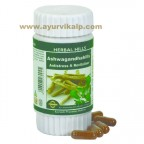 Herbal Hills, Ashwagandhahills Capsules, Antistress, Revitaliser