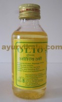 Ashwin's OLIO Oil, 100ml, Useful for Body Massage, Made with Olive Oil & Sunflower