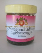 Arya Vaidya Pharmacy, ASWAGANDHADI LEHYAM, 250 gm, For Lactation, Tuberculosis