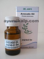 Dr. Jain's AVOCADO Oil, 10ml, Antioxidant