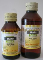 Nagarjun BALA Tailam, 50 & 100ml, Useful In Body Massage