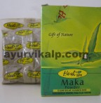 Hesh MAKA (BHRINGRAJ) Powder, 50gm, Clean Sclap, Cleaner Skin