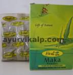 Hesh MAKA (BHRINGRAJ) Powder, 50gm, Clean Sclap, Cleaner Skin