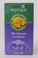 Biotique ALMOND & CASHEW Fresh Replenishing Serum 35ml (1.2fl.oz)