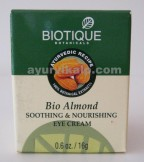 Biotique ALMOND Soothing & Nourishing Eye Cream 16g (0.6oz)