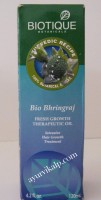 Biotique BHRINGRAJ Fresh Growth Therapeutic Hair Oil 120ml (4.2 fl. oz)
