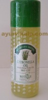 Biotique CITRONELLA Oil Refreshing Body Oil 210ml