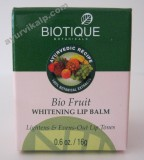 Biotique FRUIT Whitening Lip Balm 16g (0.6oz)