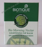 Biotique MORNING NECTAR Lightening Lip Balm 16gm (0.6oz)
