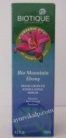 Biotique MOUNTAIN EBONY Fresh Growth Stimulating Serum 120ml (4.2 fl.oz)