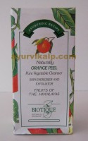 Biotique Naturally ORANGE PEEL 150gm