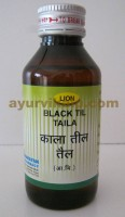 lion black til taila | ayurvedic massage | panchakarma treatment