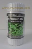 Herbal Hills, BRAHMIHILLS, 60 Capsules, Brain Tonic