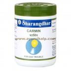 Sharangdhar, CARMIN, 120 Tablets, Constipation, Abdominal Flatulence