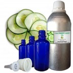 CUCUMBER SEED OIL, Cucumis Sativa, 100% Pure & Natural Carrier Oil