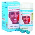 Herbal Hills, Calmhills Capsules, Stress Management