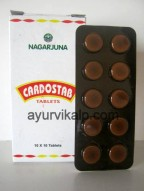 CARDOSTAB, Nagarjuna, 100 Tablets, Hypertension & Associated Symptoms