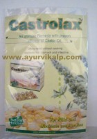 CASTROLAX CASTOR OIL CAPSULE, 10 Capsules, For Constipation