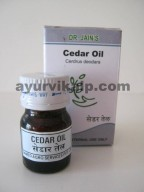 Dr Jain Cedar Oil | astringent oils | antiseptic oil