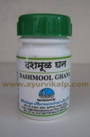 Chaitanya, DASHMOOL GHANA, 60 Tablet, Combination of Herbs