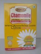 Gokul, Herbal Infusion CHAMOMILE, 20 Tea Bag, Naturally Caffeine Free, Calming