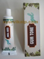 Charak GUM TONE Gel, 50gm, Stops Bleeding of gums / inflammation