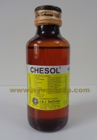 J & J Dechane, CHESOL, 100ml, Muscular Aches, pains