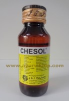 J & J Dechane, CHESOL, 50ml, Muscular Aches, pains