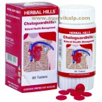 Herbal Hills, CHOLOGUARDHILLS Tablets, Natural Health Management