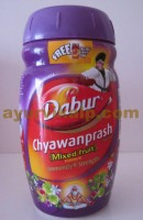 Dabur CHYAWANPRASH, 500gm, Mixed Fruit - Immunity & Strength