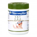 Sharangdhar D.B.T, 120 Tablet, Blood Suger