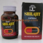 Dabur, SHILAJIT Capsules, 100, for Vigour & Health,