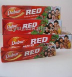 Dabur RED Toothpaste, 50,100,150,200gm, for Teeth & Germs Protection