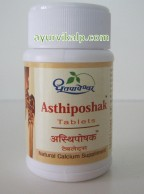Dhootapapeshwar ASTHIPOSHAK Tablets for Calcium Deficiency