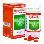 Herbal Hills, Diabohills Tablets, Healthy Blood Sugar
