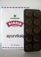 DIARID, Nagarjuna, 100 Tablets, Diabetes Mellitus & Associated Complications