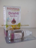Divya DRISHTI Eye Drops - Effective Formula for Eye Diseases
